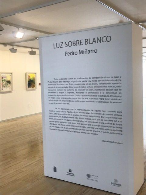 El Paso Blanco de Lorca inaugura este jueves una nueva exposición