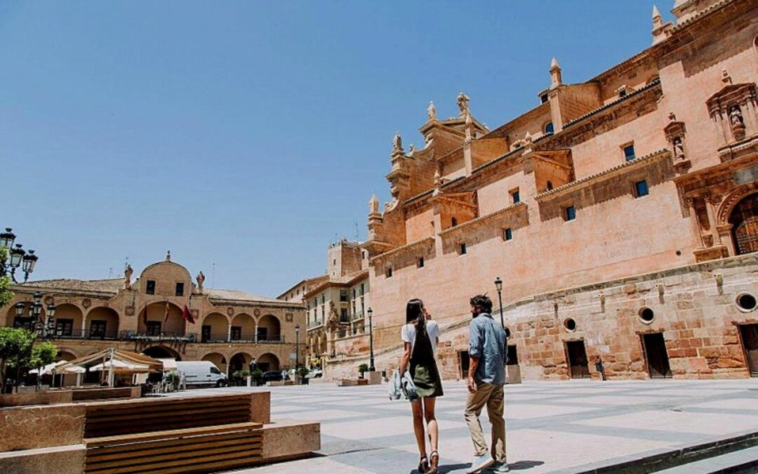 Casco Histórico de Lorca sin barreras arquitectónicas
